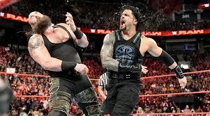 WWE 'हैल इन ए सैल' के लिए प्रोमो पोस्टर हुआ लांच, खतरनाक दिखे रोमन रेन्स 1