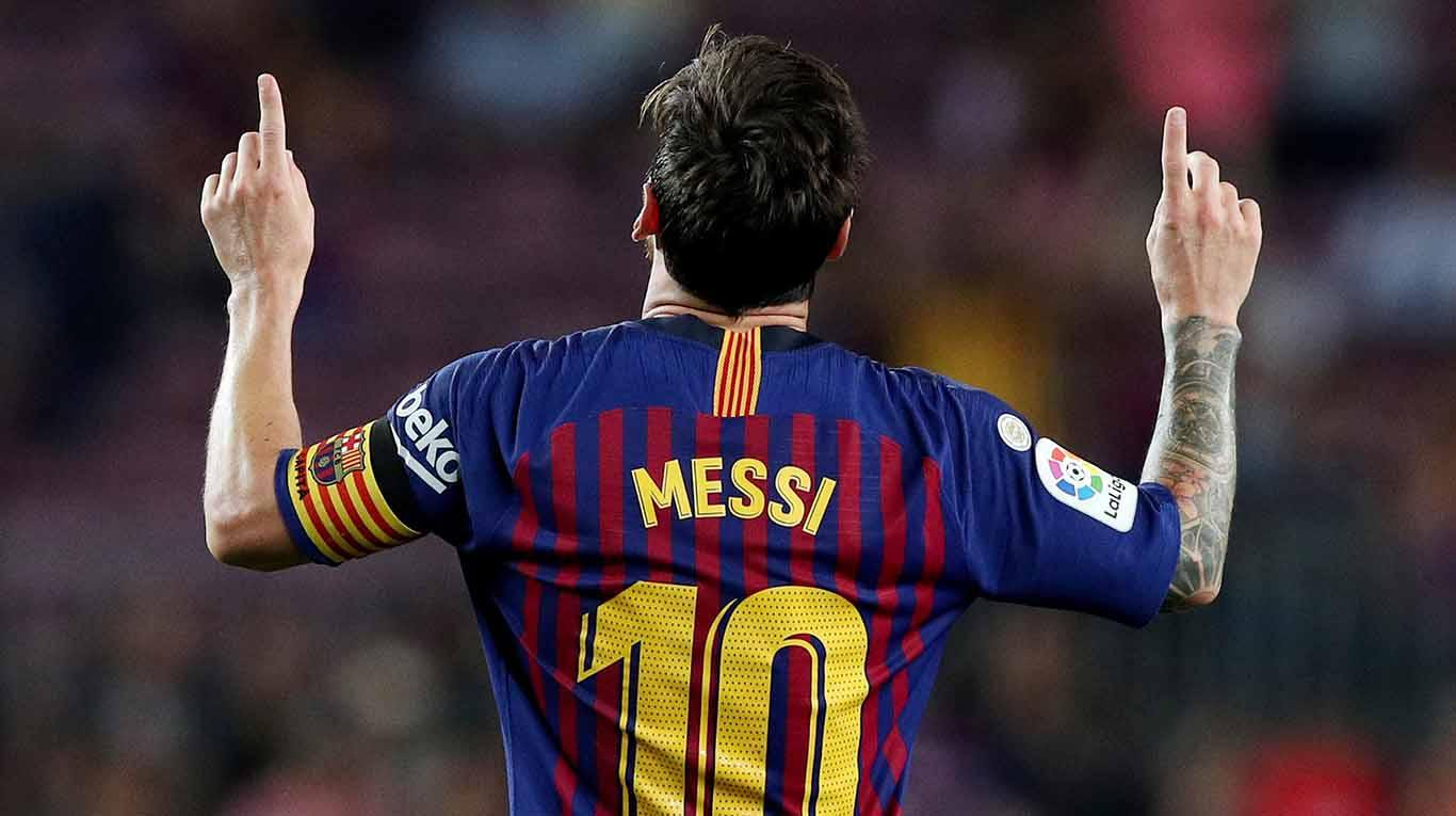 Number-10 Jersey is for Messi only: Coach Skaloni