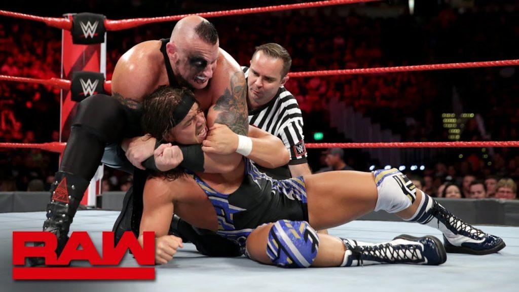 WWE रॉ रिजल्ट्स: 24 सितम्बर, 2018 3