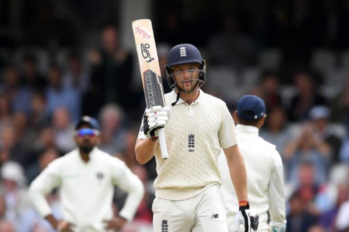 बटलर के अर्धशतक से इंग्लैंड का मजबूत स्कोर