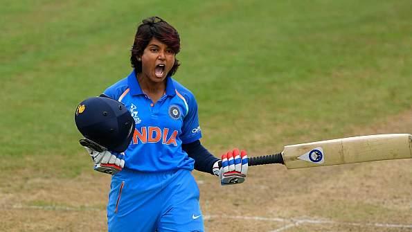 तानिया भाटिया की तूफानी पारी की मदद से भारतीय टीम ने श्रीलंका के खिलाफ दर्ज की जीत