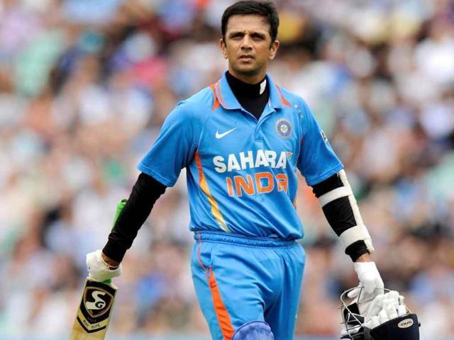 क्रिकेट इतिहास के यह तीन रिकॉर्ड सिर्फ और सिर्फ राहुल द्रविड़ के नाम हैं दर्ज