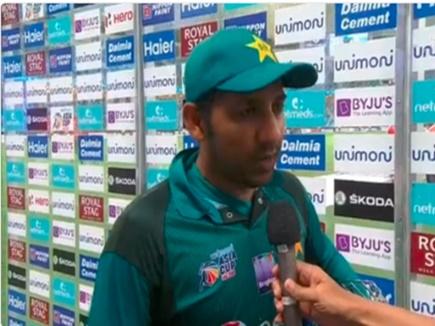 पाकिस्तान के कप्तान सरफराज अहमद ने मोहम्मद आमिर और वहाब रियाज के संन्यास के बाद पाकिस्तान के चैम्पियनशिप जीतने पर कही ये बात