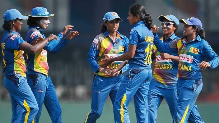 तानिया भाटिया की तूफानी पारी की मदद से भारतीय टीम ने श्रीलंका के खिलाफ दर्ज की जीत 2