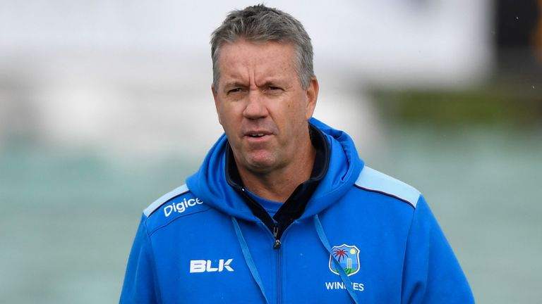 Stuart Law will be the coach of Middlesex except the West Indies