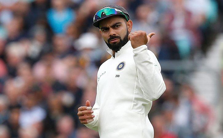 भारतीय टीम के कप्तान विराट कोहली के पत्रकार के सवाल पर भड़कने को लेकर सुनील गावस्कर ने दी अपनी प्रतिक्रिया
