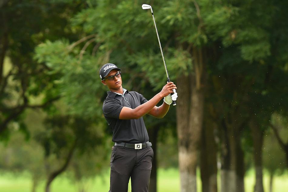 'द प्लेयर्स चैंपियनशिप' जीतने के बेहद करीब युवा भारतीय गोल्फ़र, विराज मडप्पा