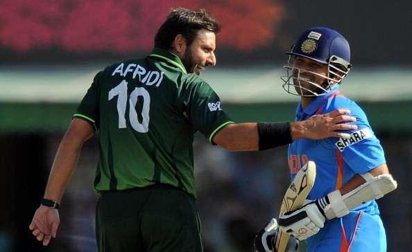 पाकिस्तान टीम का सचिन तेंदुलकर