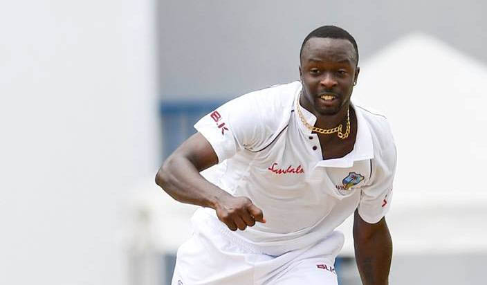West Indies' Roach will not play in the first match against India
