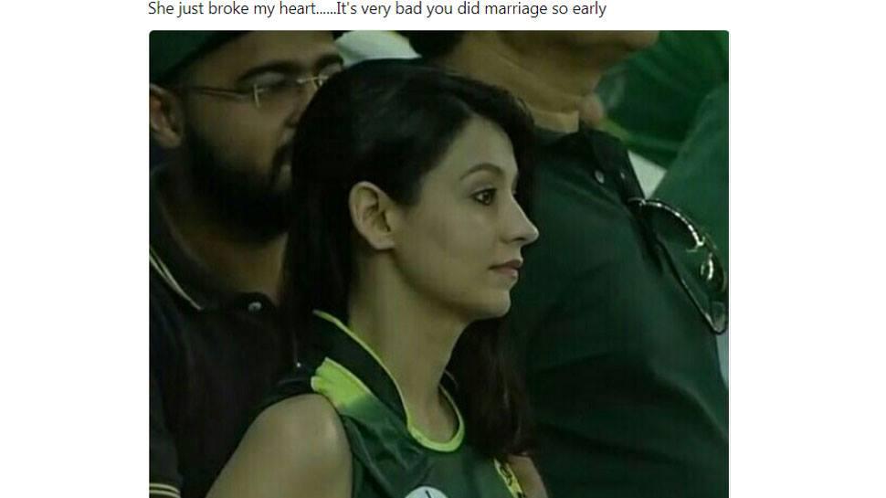 एशिया कप में नजर आयी पाकिस्तानी मिस्ट्री गर्ल निकली शादी-शुदा, जानकर टूटे लाखों दिल 4