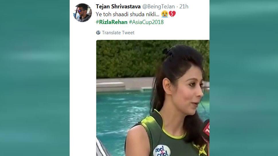 एशिया कप में नजर आयी पाकिस्तानी मिस्ट्री गर्ल निकली शादी-शुदा, जानकर टूटे लाखों दिल 6