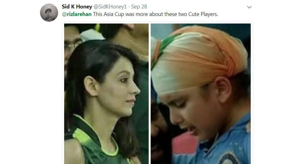 एशिया कप में नजर आयी पाकिस्तानी मिस्ट्री गर्ल निकली शादी-शुदा, जानकर टूटे लाखों दिल 7