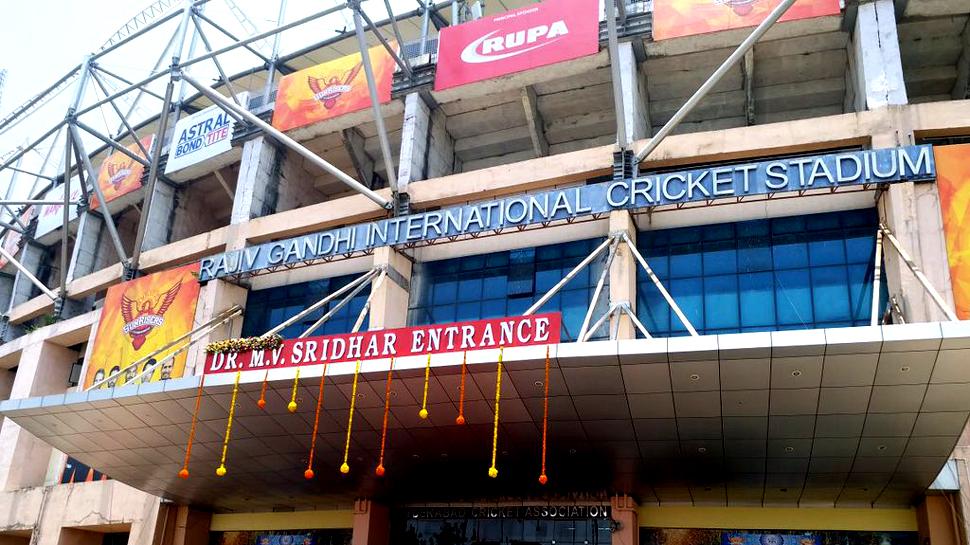 हैदराबाद क्रिकेट स्टेडियम में बने इस मंदिर ने भारतीय टीम की बदल दी किस्मत, तब से नहीं हारी एक भी मैच 1