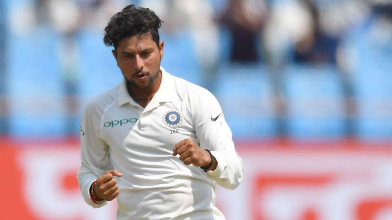 I want to play Test cricket for a long time: Kuldeep