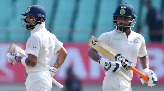 STATS: INDvsWI: दूसरे दिन भारत ने तोड़ा 39 साल पुराना रिकॉर्ड, तो ऐसा करने वाले पहले खिलाड़ी बने विराट कोहली 1
