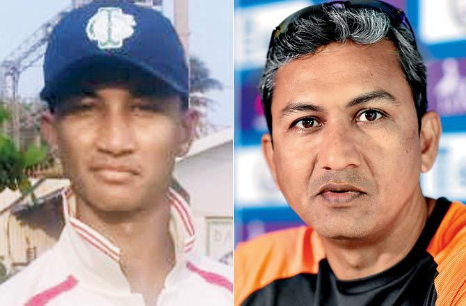 संजय बांगर के बेटे आर्यन ने खेली संयम भरी अर्द्धशतकीय पारी, तो बांगर ने कही ये बात