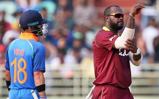 ऑस्ट्रेलिया के खिलाफ इन 11 खिलाड़ियों के साथ उतर सकती है वेस्टइंडीज की टीम 7