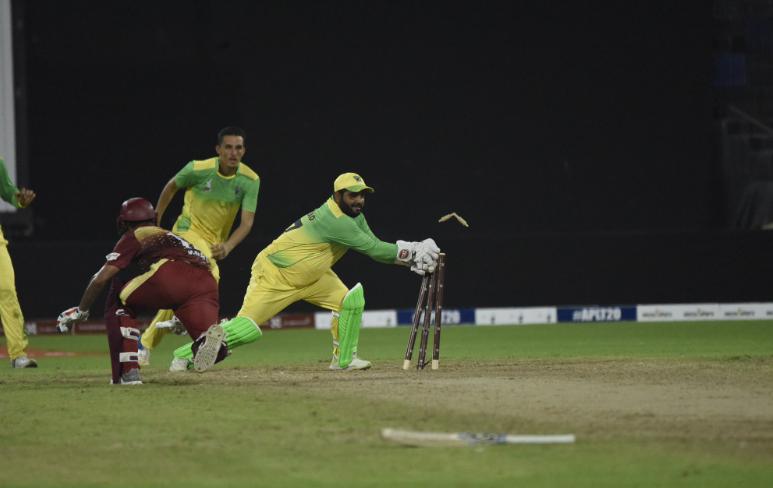 APL 2018: पाकतिया पैंथर्स ने कंधार नाइट्स को 9 रनों से दी मात 2