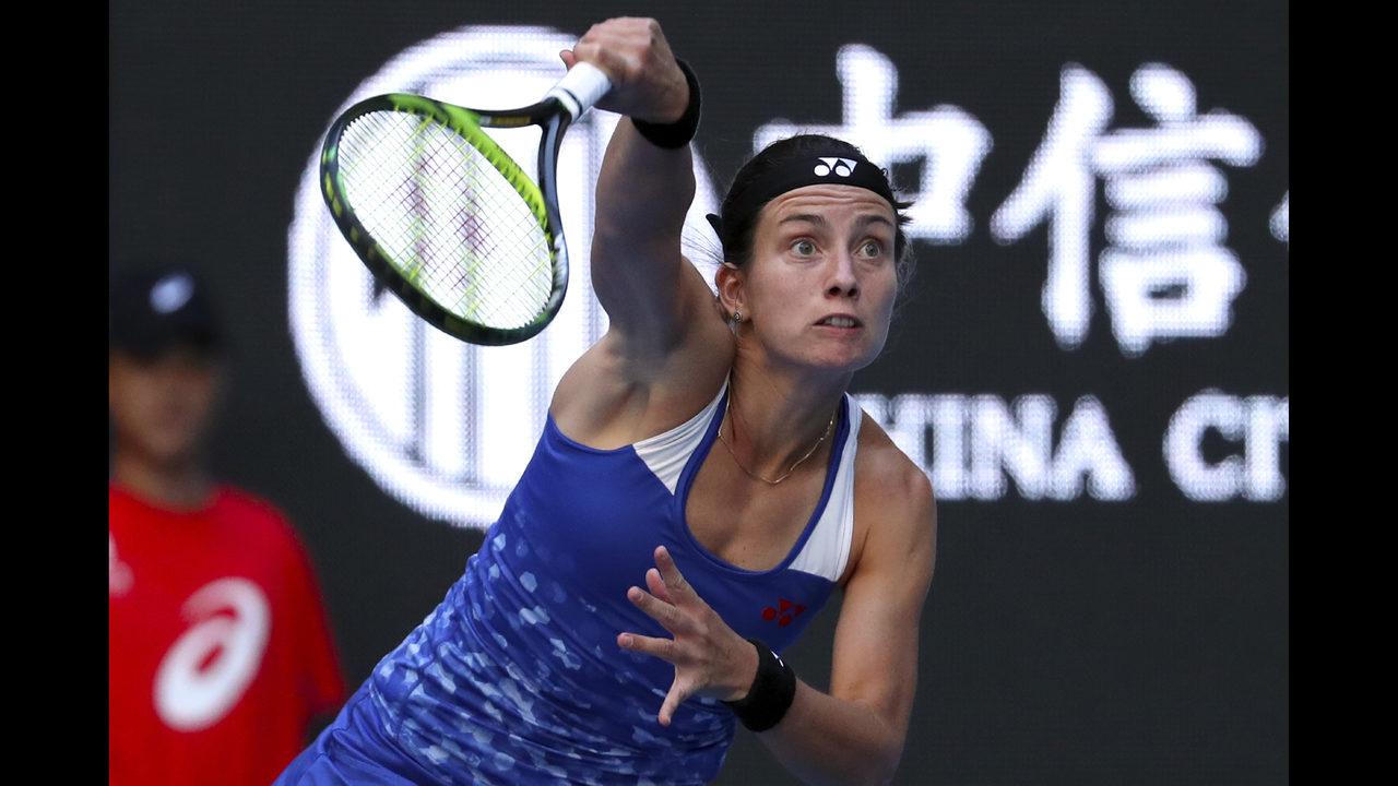 Tennis: Osaka's revenge victim, Sevastova finals