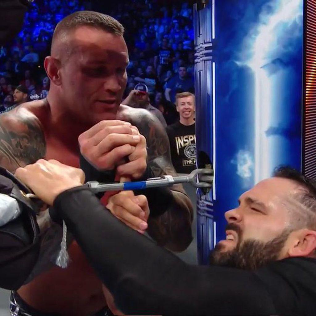 WWE स्मैकडाउन रिजल्ट्स: 2 अक्टूबर, 2018 2