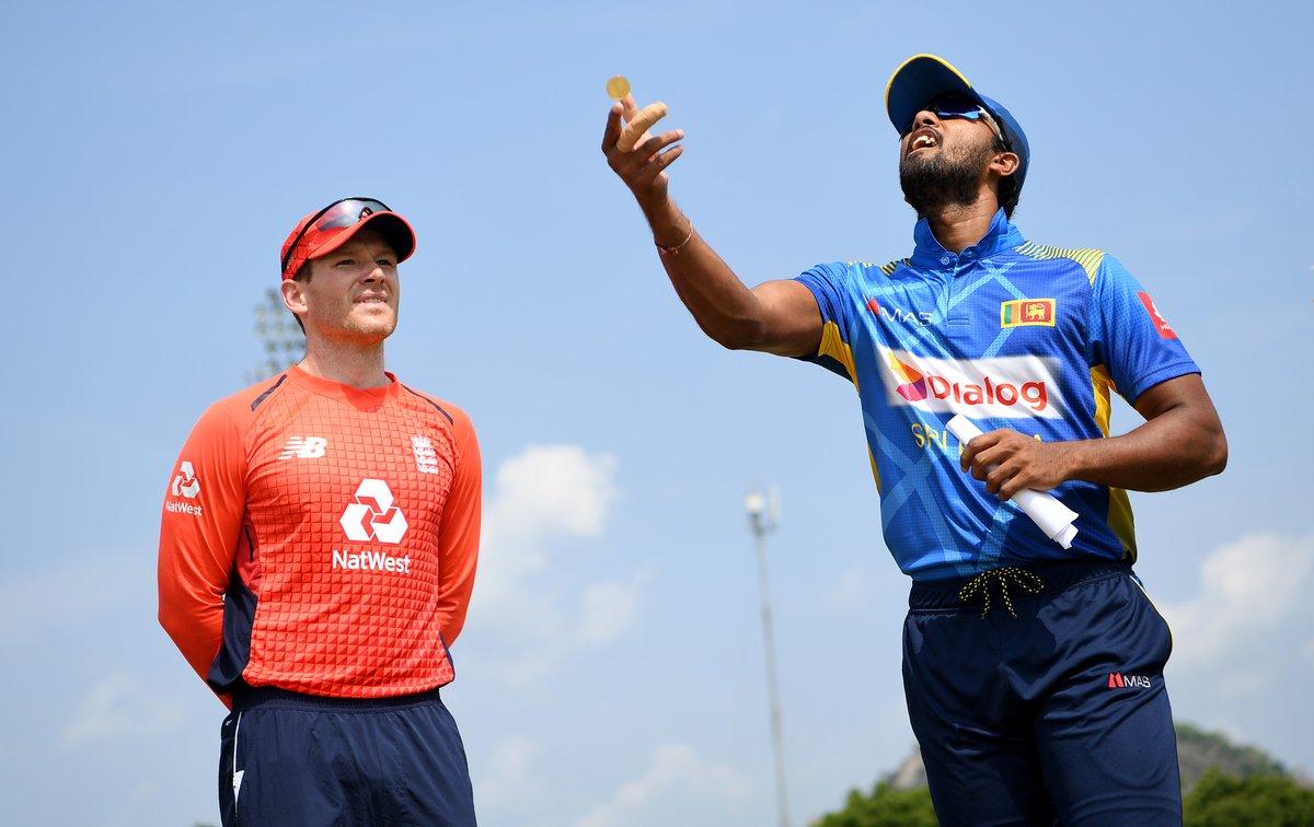 श्रीलंका और इंग्लैंड के बीच खेले गये पहले मैच के दौरान हुआ कुछ ऐसा रद्द करना पड़ा मैच 1