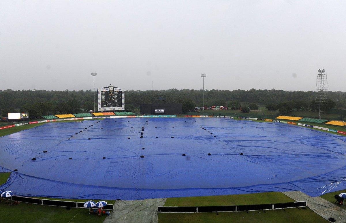श्रीलंका और इंग्लैंड के बीच खेले गये पहले मैच के दौरान हुआ कुछ ऐसा रद्द करना पड़ा मैच