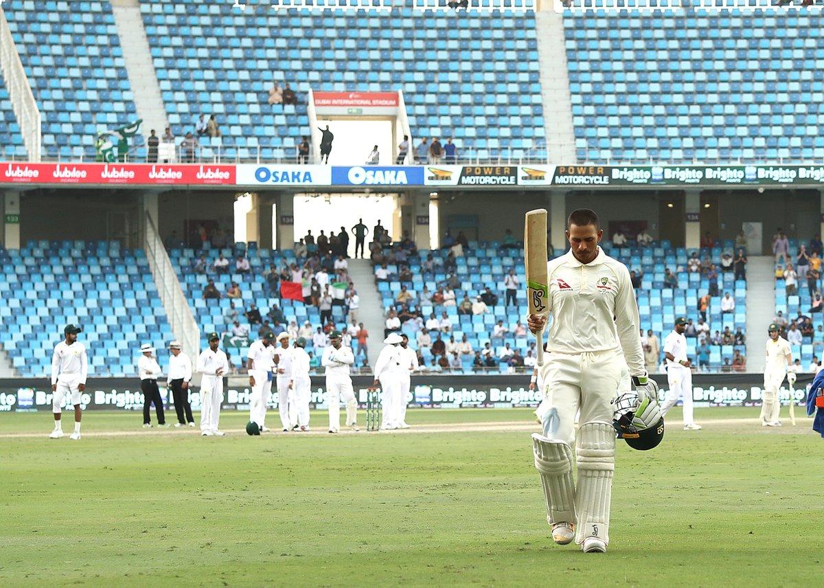 पाक के खिलाफ मैच ड्रा होने के बाद ख्वाजा के दीवाने हुए दिग्गज, कहा करियर का सबसे अच्छा पारी 2