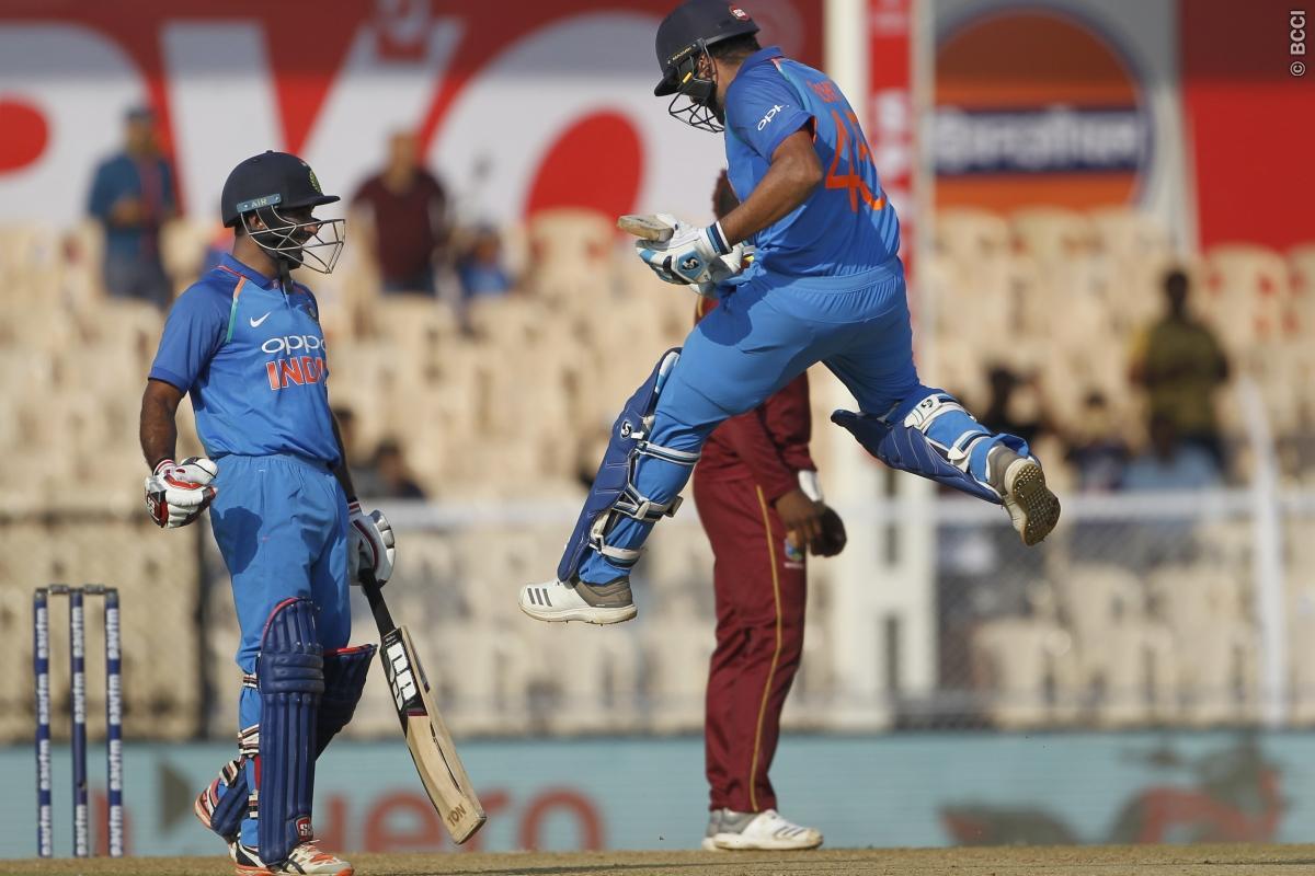 INDvsWI: विराट कोहली की इस खास समझदारी की वजह से भारतीय टीम ने वेस्टइंडीज को 224 रन से हराया 1