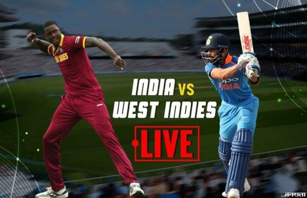 INDvsWI: जानिए कब, कहां और कैसे देख सकते हैं तीसरे मैच का लाइव प्रसारण