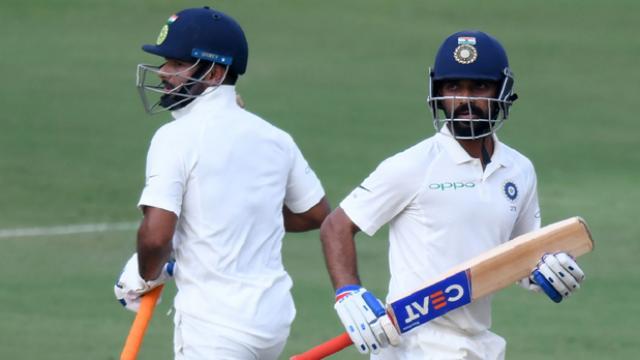 INDvsWI: अजिंक्य रहाणे ने कहा बल्लेबाजी के दौरान ऋषभ पंत से कही थी ये बात तब स्कोर पहुंचा 300 के पार