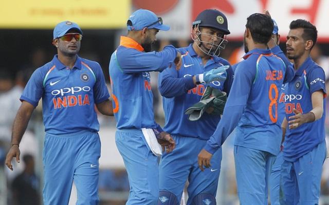 विशाखापत्तनम में टीम इंडिया को एयरपोर्ट के अंदर जाने की नहीं थी अनुमति, इस वजह से लगाया गया था प्रतिबन्ध