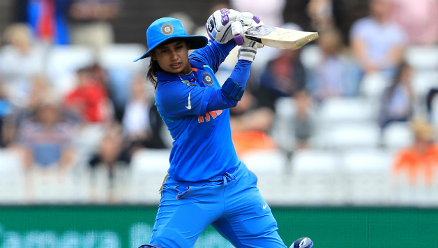 18 चौके और 1 छक्के की मदद से 61 गेंदों में 105 रनों की पारी खेल ऐसा करने वाली पहली खिलाड़ी बनी मिताली राज