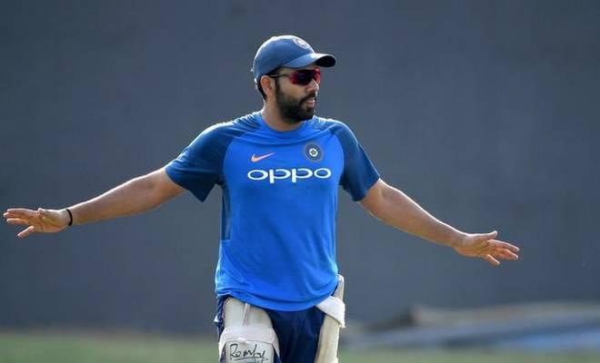 भारत ने बनाएं 367 रन और उधर विजय हजारे ट्रॉफी में रोहित शर्मा ने किया कुछ ऐसा पेश की ऑस्ट्रेलिया दौरे के लिए दावेदारी 4