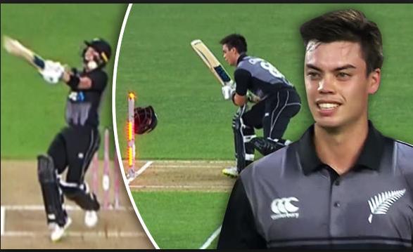 वीडियो : क्रिकेट में पांच बहुत ही अजीबोगरीब तरीके से आउट होने वाले बल्लेबाज 4