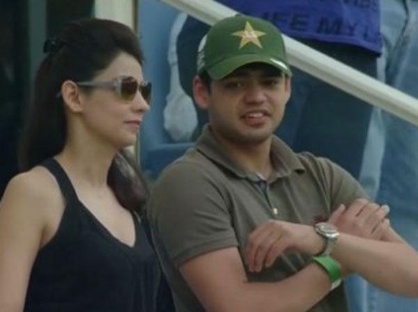 भारत-पाकिस्तान मैच के दौरान सेंसेशन बनी लड़की ने कहा 'सपनों में ऐसा कुछ होने की उम्मीद नही की थी' 3