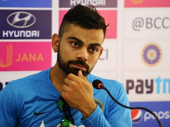 This series is a good opportunity for youngsters: Kohli