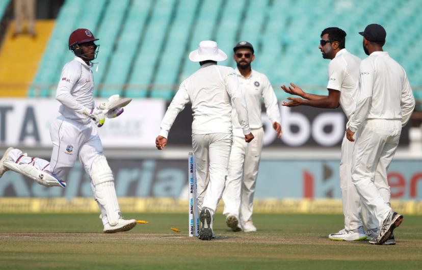STATS: INDvsWI: दूसरे दिन भारत ने तोड़ा 39 साल पुराना रिकॉर्ड, तो ऐसा करने वाले पहले खिलाड़ी बने विराट कोहली