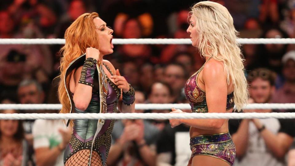 WWE इवॉल्यूशन पे-पर-व्यू इवेंट का पूरा मैच कार्ड 39