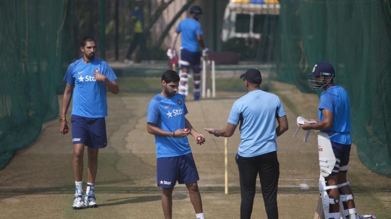 VIDEO: दो साल बाद वनडे टीम से जुड़ा ये भारतीय खिलाड़ी, नेट्स पर जमकर बहाया पसीना