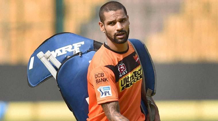 सनराइजर्स ने शिखर धवन के दिल्ली डेयरडेविल्स टीम में शामिल होने का बताया असली कारण