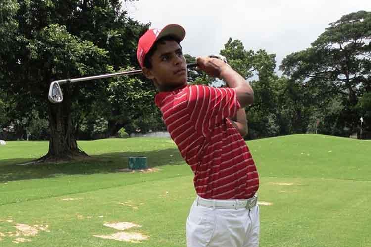 'द प्लेयर्स चैंपियनशिप': भारतीय युवा गोल्फ़र, विराज मडप्पा की धमाकेदार वापसी