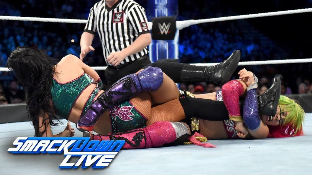 WWE स्मैकडाउन रिजल्ट्स: 2 अक्टूबर, 2018 4