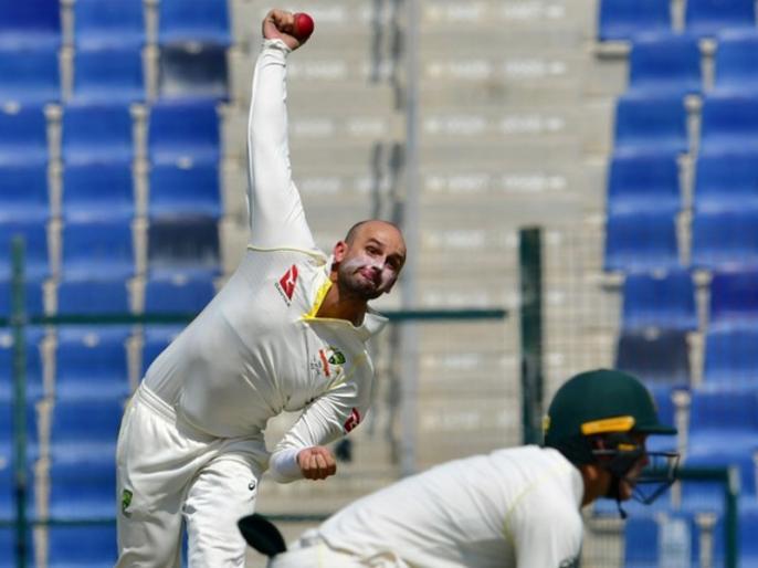 ऑस्ट्रेलिया के ऑफ स्पिन गेंदबाज नाथन लियोन ने टेस्ट क्रिकेट में बनाया ये अनोखा रिकॉर्ड 1