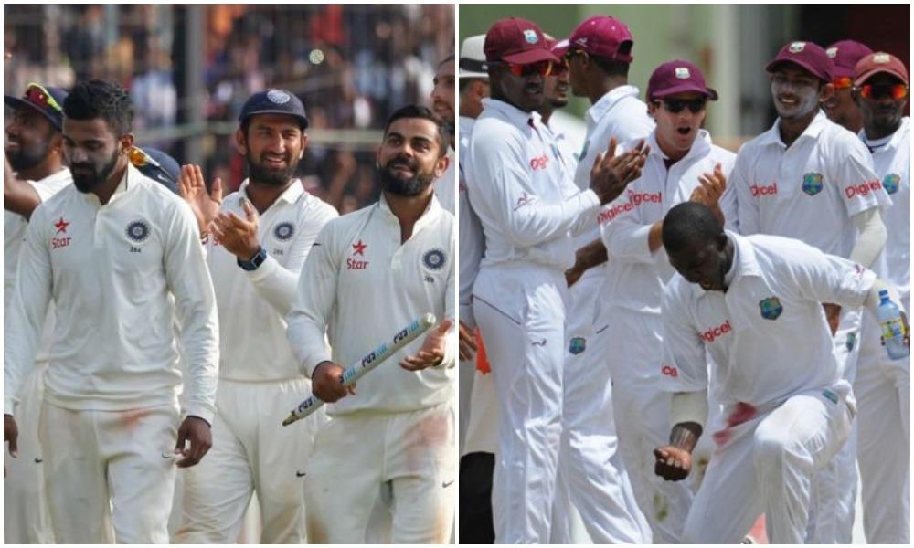 INDvsWI: जाने कब, कहाँ और कैसे देखें भारत और वेस्टइंडीज के पहले टेस्ट मैच का प्रसारण 32