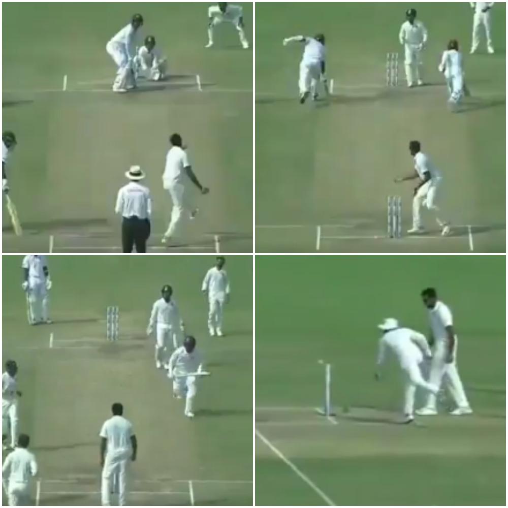 INDvsWI: रविन्द्र जडेजा के गैरजिम्मेदाराना रन आउट पर नाराज हुए अश्विन और विराट, देखें वीडियो 23
