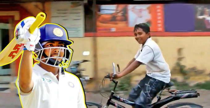 पृथ्वी शॉ को ऐसे ही नहीं मिली है भारतीय टीम की कैप, इसके लिए पृथ्वी और उनके पिता को देने पड़े हैं ये 5 बलिदान 5
