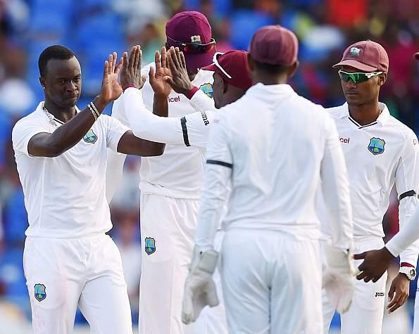 INDvsWI: दूसरे टेस्ट मैच के लिए केमार रोच की वेस्टइंडीज टीम में वापसी 77