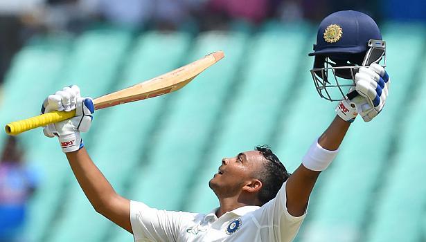 IND VS WI- सौरव गांगुली ने कहा भारत के लिए लंबे समय तक खेल सकते हैं पृथ्वी शॉ, लेकिन सहवाग से तुलना करना गलत