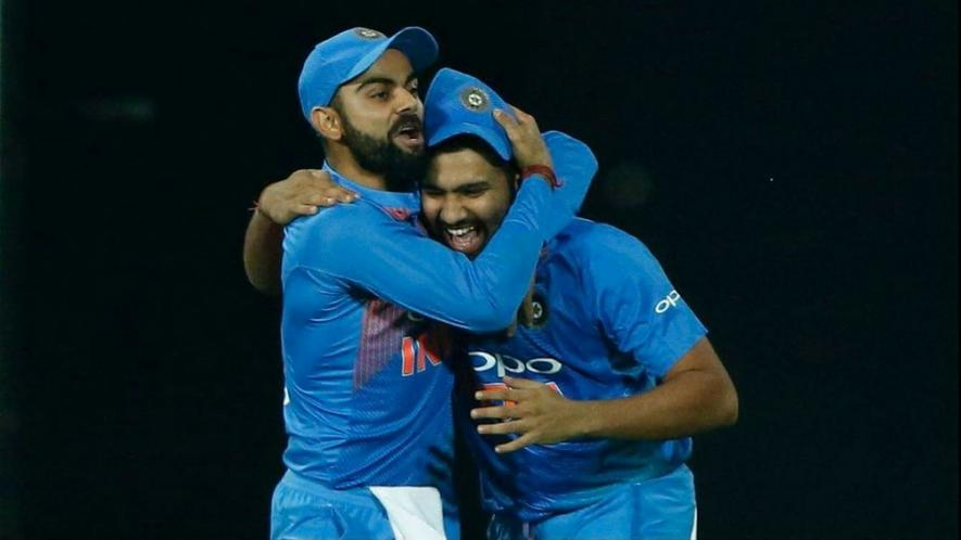 IND v AUS : 'मैन ऑफ़ द सीरीज' विराट कोहली ने जमकर की इस भारतीय खिलाड़ी की तारीफ 2