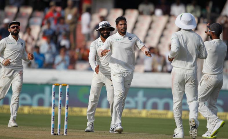 INDvsWI, दूसरा टेस्ट: उमेश यादव की गेंदबाजी के अलावा चर्चा में रही ये 5 बातें